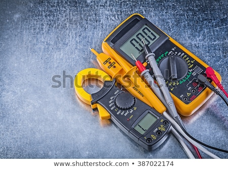 electrical tester Stock photo © FOKA
