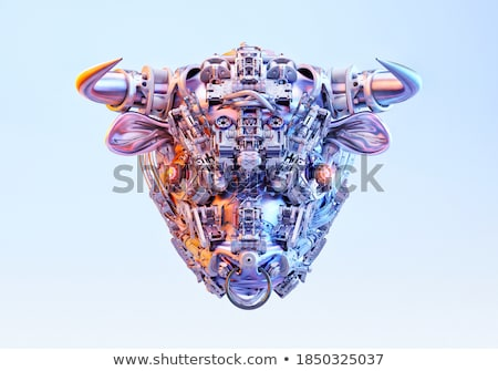 Stock photo: 3D Zodiac Sign