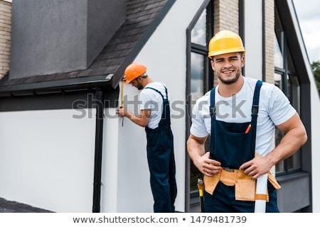 便利屋 · 研修生 · 建物 · 建設 · 作業 · 小さな - ストックフォト © photography33