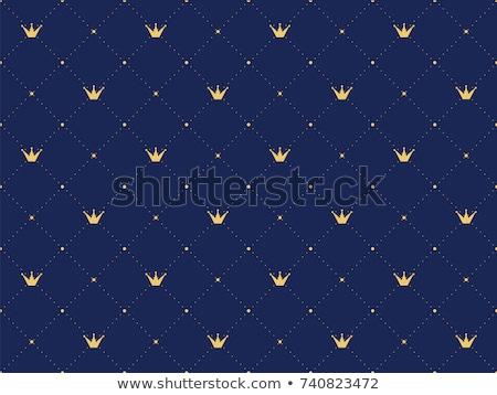 dark royal pattern stock photo © hermione