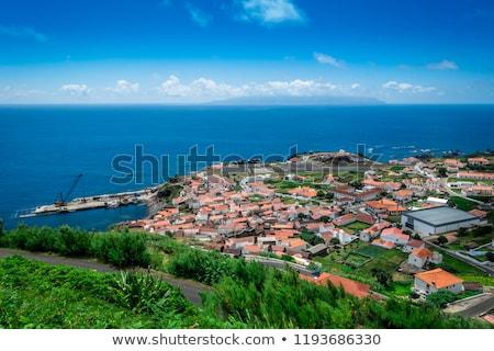 landschap · landschap · eiland · archipel · groep · eilanden - stockfoto © zittto