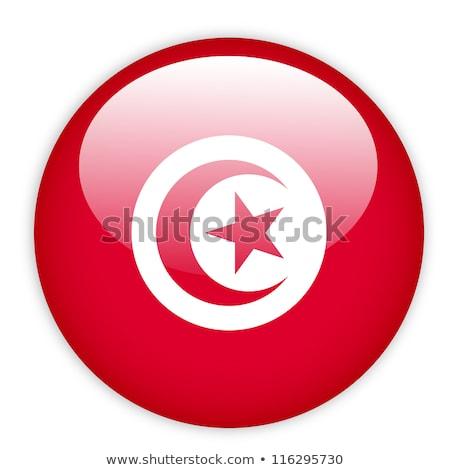 Button Tunesia Stock photo © Ustofre9
