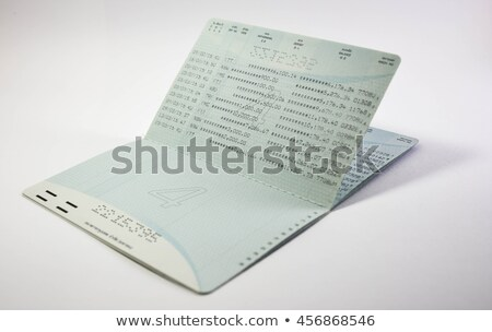 save book and pen Stock photo © Paha_L