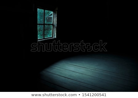 Stock photo: Old abandoned house