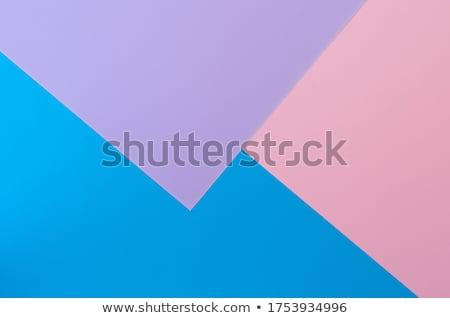 Emballage matériel différent couleurs plastique bureau Photo stock © meinzahn