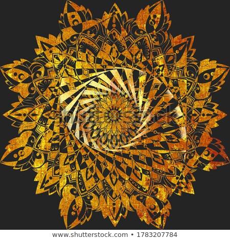 bee · zonnebloem · zomer · seizoen · natuur · hoofd - stockfoto © franky242