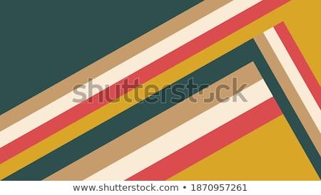 Kifakult vektor terv eps10 absztrakt kék Stock fotó © Pinnacleanimates