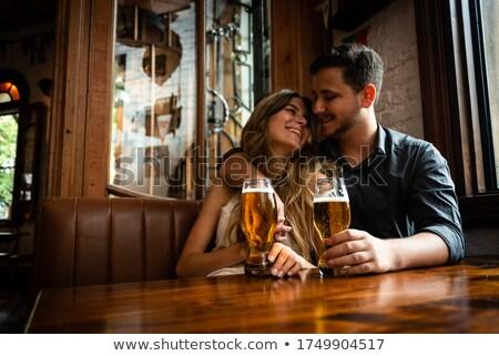 Couple of beers Stock photo © ldambies