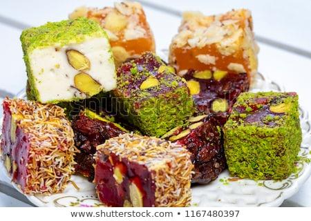 turkish delight Stock photo © mehmetcan
