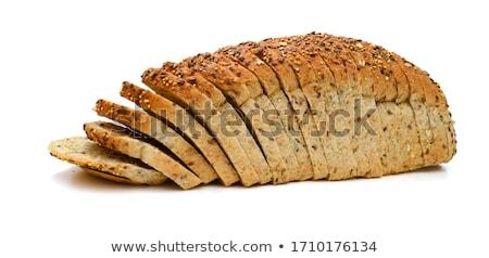 подсолнечника семени хлеб белый продовольствие пшеницы Сток-фото © FOKA