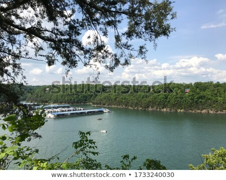 Lake Cumberland Kentucky Stock photo © StephanieFrey