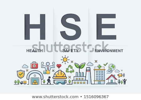 Concept  safety and health  Stock photo © Olena