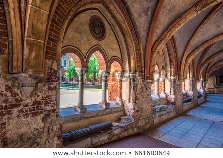 Riga catedral pôr do sol Látvia igreja viajar Foto stock © benkrut