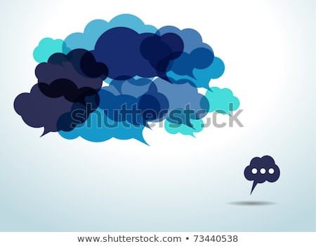 Conversion icon in different style Stock photo © sidmay