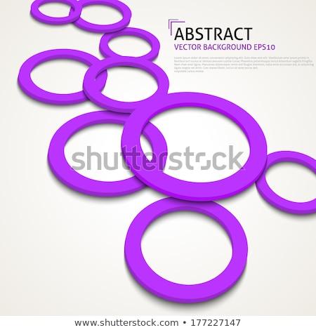 modern · soyut · vektör · dizayn · örnek - stok fotoğraf © designleo