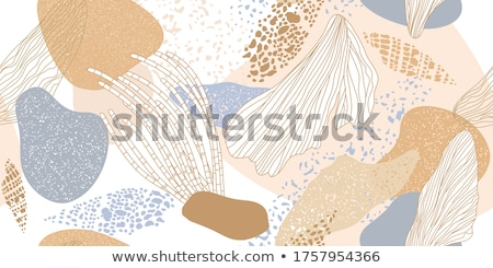 Contemporary Manufacturing Colorful Vector Poster Stock photo © robuart
