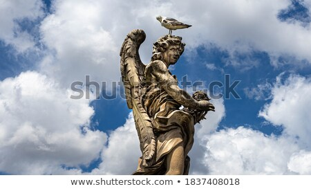 Ватикан · святой · статуя · здании · Церкви · архитектура - Сток-фото © givaga