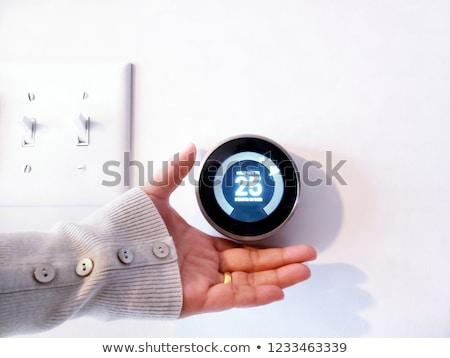 smartphone · kółko · ikona · ilustracja · internetowych - zdjęcia stock © anna_leni