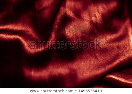 Luksusowe ciemne brąz jedwabiu tekstury wakacje Zdjęcia stock © Anneleven