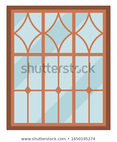 Window, Opening in Wall, Basic Element of House Stock photo © robuart
