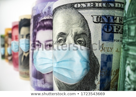 Economic Depression - Financial Risk. Stock photo © olivier_le_moal