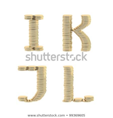euro · moedas · dinheiro · carta · financiar - foto stock © erierika
