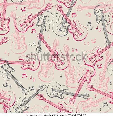 abstract superstar tshirt Stock photo © rioillustrator