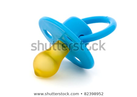 Toys and Baby Dummy Stock photo © leedsn