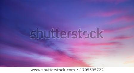 afterglow Stock photo © mobi68