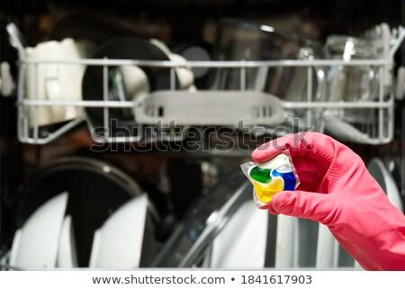 resumen · colorido · etiquetas · compras · pintura - foto stock © nicemonkey