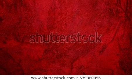 Red Grunge Texture Stock photo © adamson