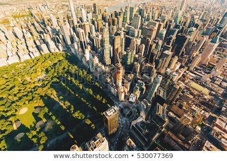 West Manhattan New York city NYC at US Stock photo © lunamarina
