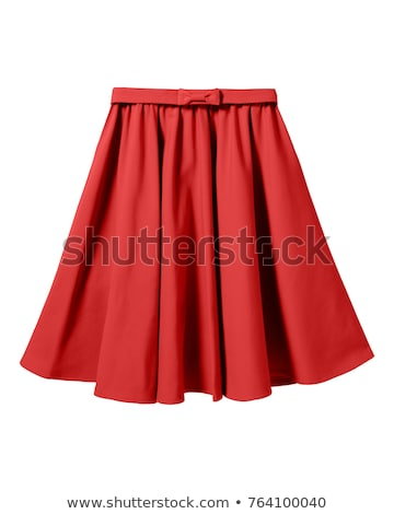 skirts isolated Stock photo © ozaiachin