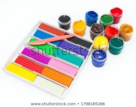 color bottles Stock photo © donatas1205