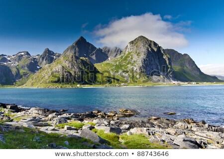 Seas around Vesteralen stock photo © Harlekino