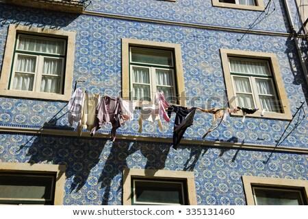 lavanderia · Venezia · Italia · vestiti · outdoor - foto d'archivio © d13