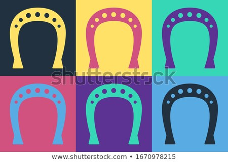 collection of hand drawn blacksmith icons stock photo © netkov1