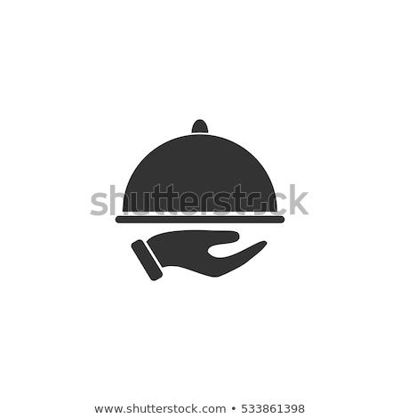 icônes · isolé · ordinateur · voiture - photo stock © genestro