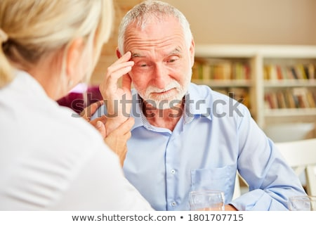 Dementia Treatment Stock photo © Lightsource