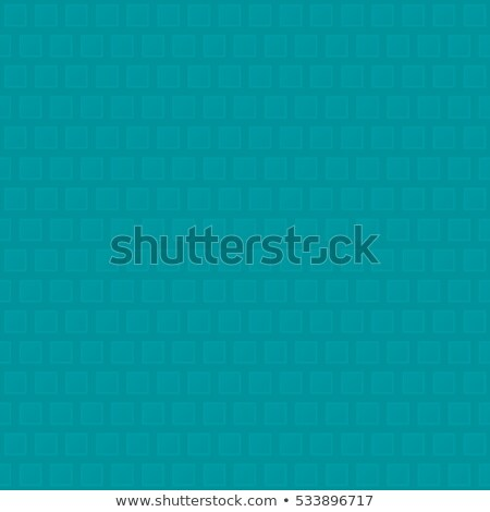 Waffle pattern.Turquoise Neutral Seamless Pattern for Modern Des Stock photo © almagami