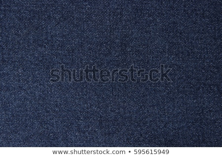 Textuur denim weefsel abstract Blauw kleur Stockfoto © OleksandrO