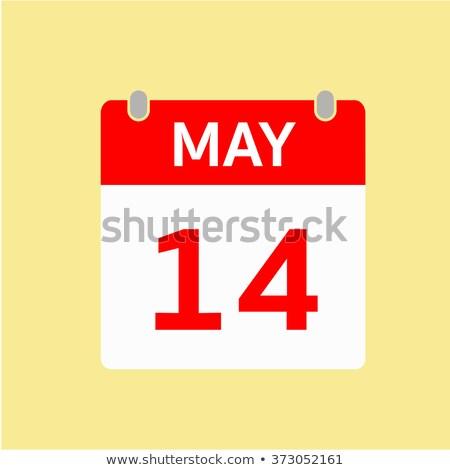 14th may stock photo © oakozhan