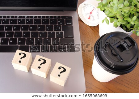 ask more questions stock photo © tang90246