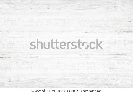 Biały miękkie drewna powierzchnia grunge kwiaty Zdjęcia stock © ivo_13