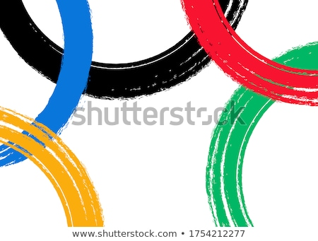 concept of the Olympic Games  Stock photo © Olena