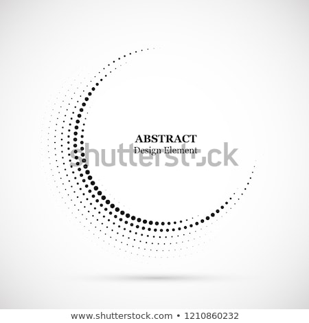 Vector halftone background collection Stock photo © blumer1979