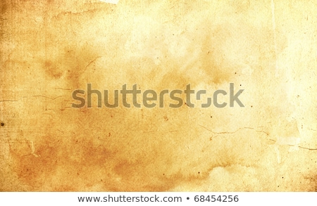 Grunge Brown Background With Ancient Ornament ストックフォト © ilolab