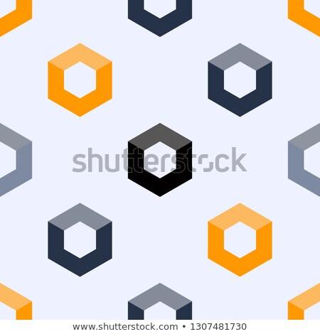 resumen · industrial · nueces · wallpaper · fabricación - foto stock © Natali_Brill