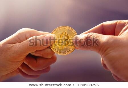 bitcoin uncertainty stock photo © lightsource