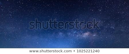 éjszaka csillagos ég ibolya űr gradiens háló Stock fotó © barbaliss